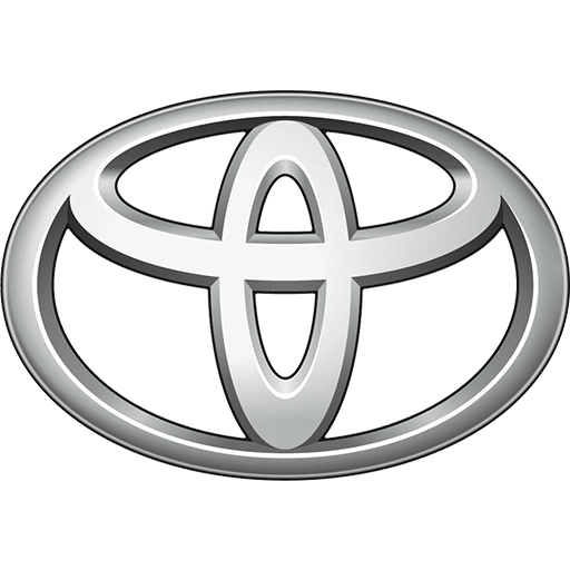 Cropped Toyota Brand Icon