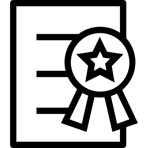 Certificate Icons Free Download