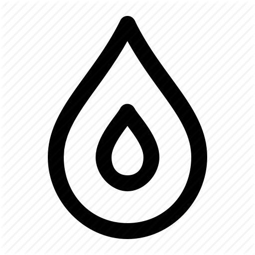 Aqua, Aquatic, Drop, Droplet, Rain, Water, Water Drop Icon