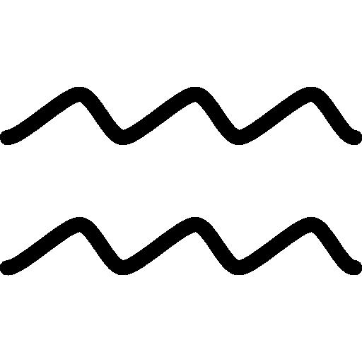Astrology Aquarius Icon Ios Iconset