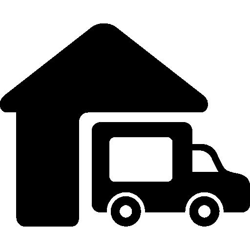 Loadingunloading Area Icons Free Download