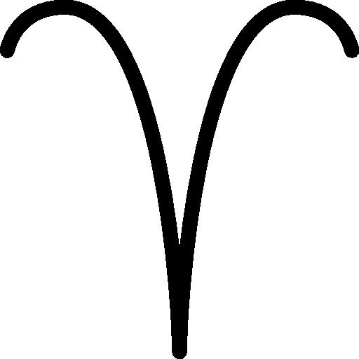 Astrology Aries Icon Ios Iconset