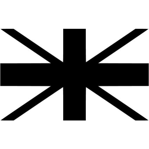 Black British Army Icon
