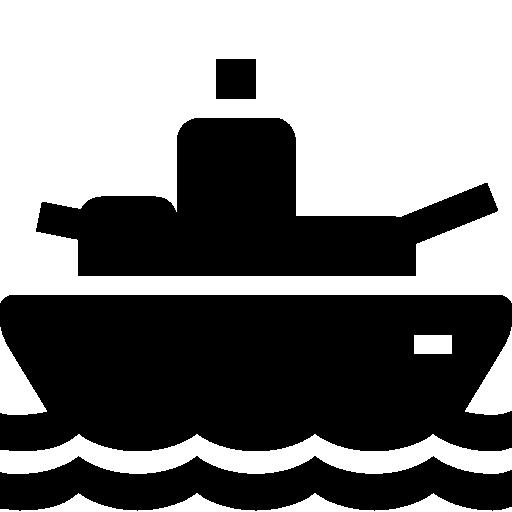 Military Battleship Icon Windows Iconset