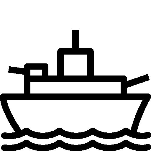 Military Battleship Icon Ios Iconset