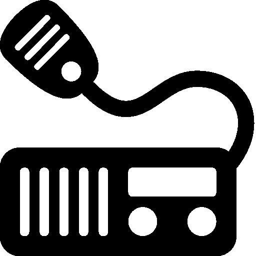 Military Marine Radio Icon Windows Iconset