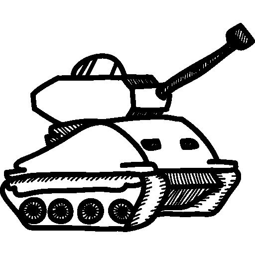 War Tank Icons Free Download