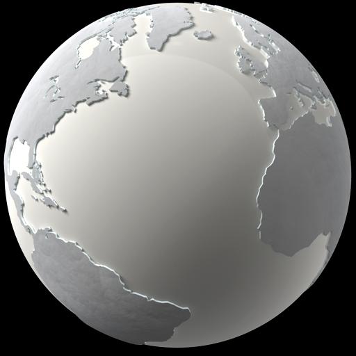 White World Icon