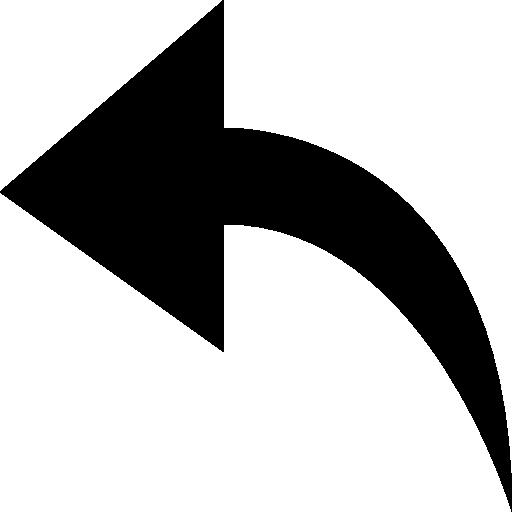 Back Left Arrow Symbol Icons Free Download