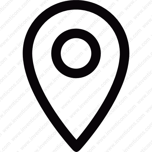 Download Mappointer,interface,pointer,arrow Icon Inventicons