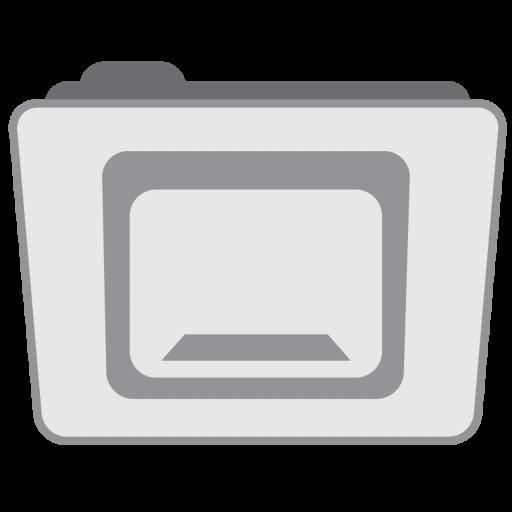 Folder Desktop Icon Stock Folder Style Iconset Hamza Saleem