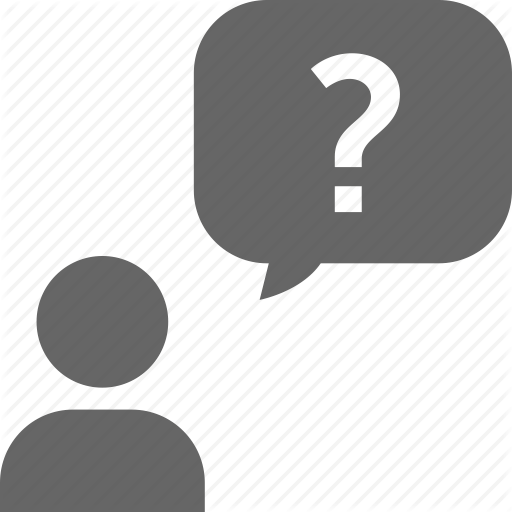 Ask, Help, People, Question Icon