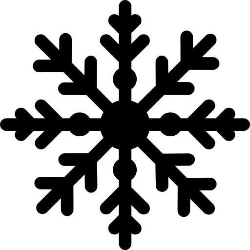 Snowflake Icons Free Download
