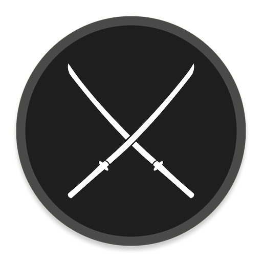 Ninjas Icon Button Ui