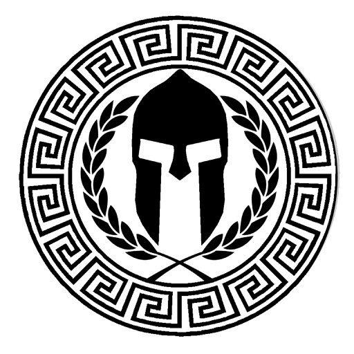 Bold Logo Design Spartan Tattoo, Tattoo Designs, Tattoo