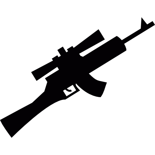 Sniper Rifle Icons Free Download