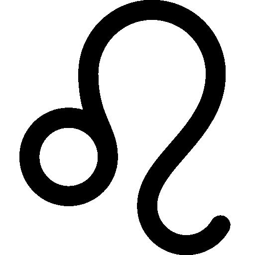 Astrology Leo Icon Windows Iconset