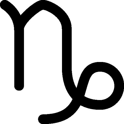 Astrology Capricorn Icon Windows Iconset
