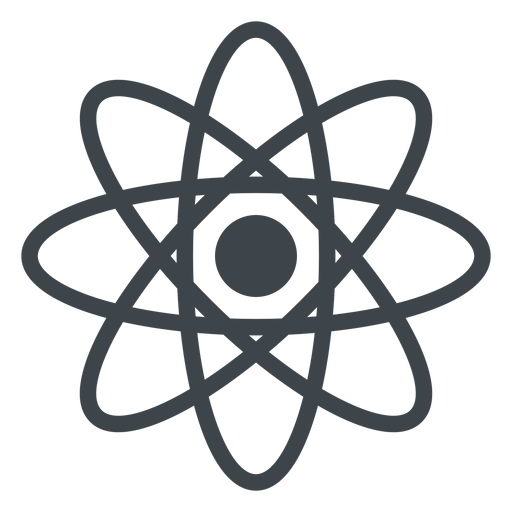Atom Flat School Icon