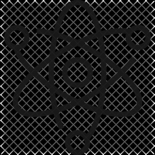 Atom Symbol Transparent Png Clipart Free Download