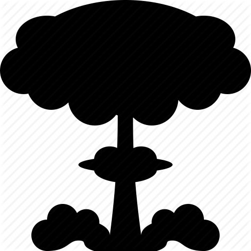 Vector Mushroom Atomic Transparent Png Clipart Free Download