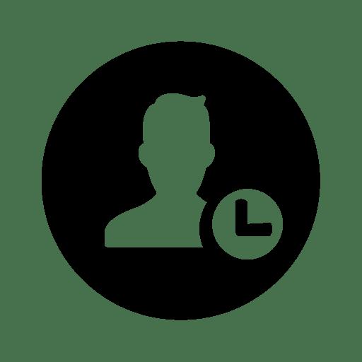 Employee Attendance Icon