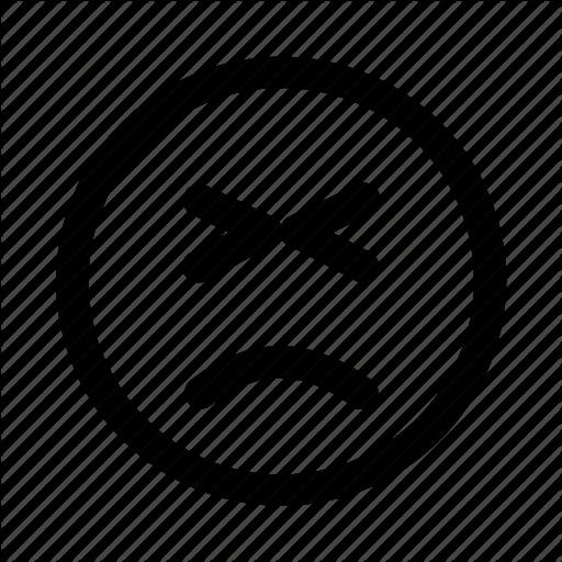 Attitude, Bad, Boring, Dislike, Emoji, Emoticon, Faces Icon