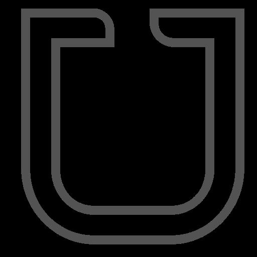 U, Script, Attribute Icon