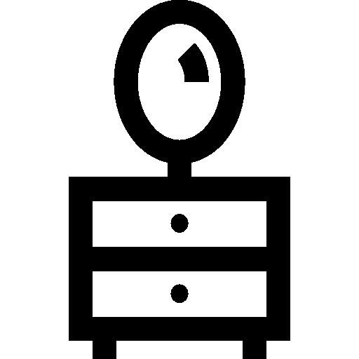 Mirror, User, Account Icon