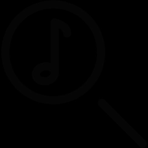Download Search Music,audio,file,music,search,sound Icon Inventicons
