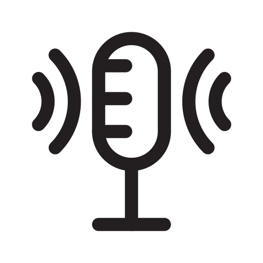 Recorder, Microphone, Audio Icon Free Of Wondicon