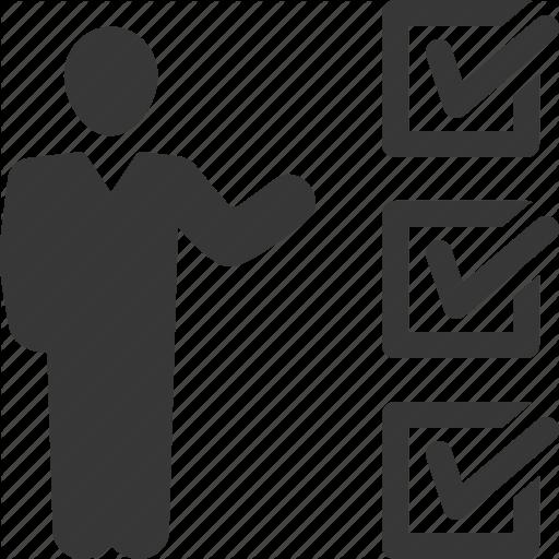 Checklist, Insurance Audit, List, Tasks Done Icon