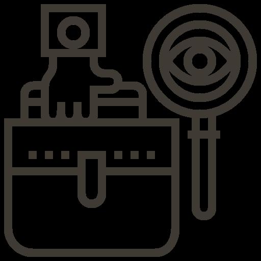 Research, Tesing, Test, Audit, Report, Survey, Exam Icon