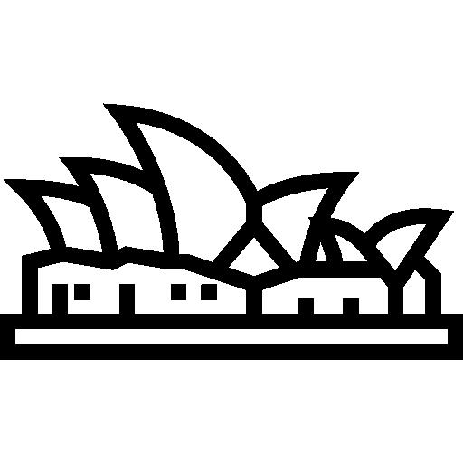 Monuments Australia Icon