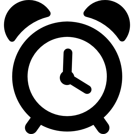 Alarm Clock Icons Free Download