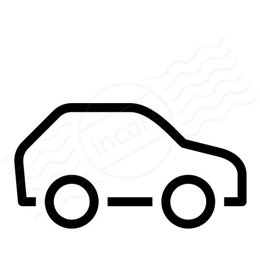 Iconexperience I Collection Car Compact Icon