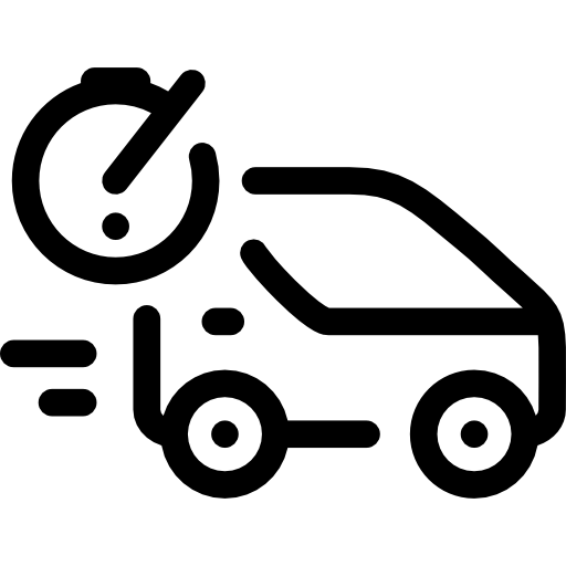 Rent A Car Service Icons Free Download