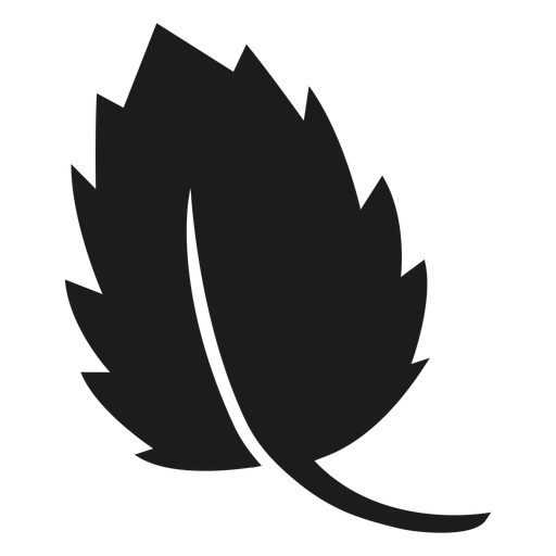Scalloped Leaf Icon