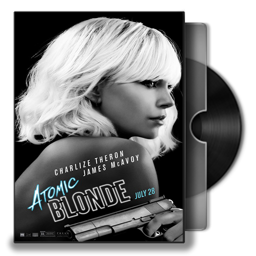 Atomic Blonde Folder Icon