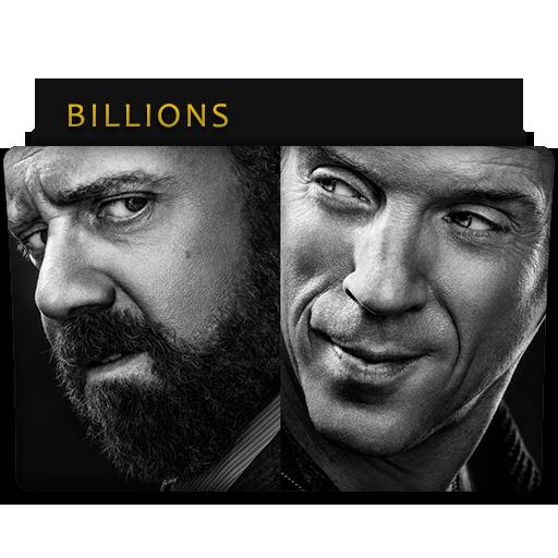 Billions Tv Series Folder Icon