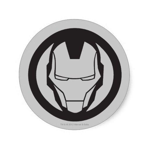 Iron Man Icon Stickers Iron Man Man Icon, Iron Man, Stickers