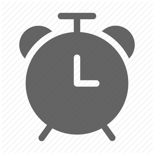 Alarm, Awake, Clock, Morning Icon