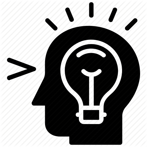 Awareness, Creative Mind, Creative Thinking, Idea, Intelligent Icon