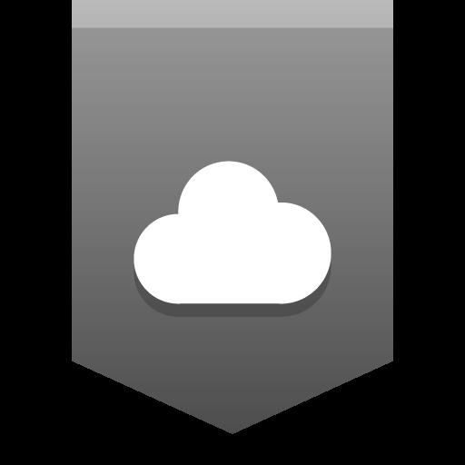 Cloud Icon Social Media Buntings Iconset Social Media Icons
