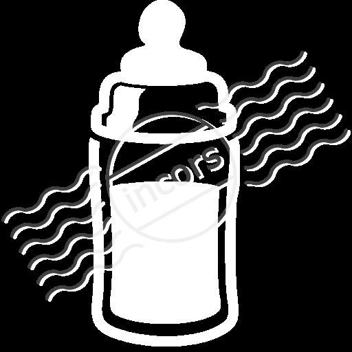 Iconexperience M Collection Feeding Bottle Icon