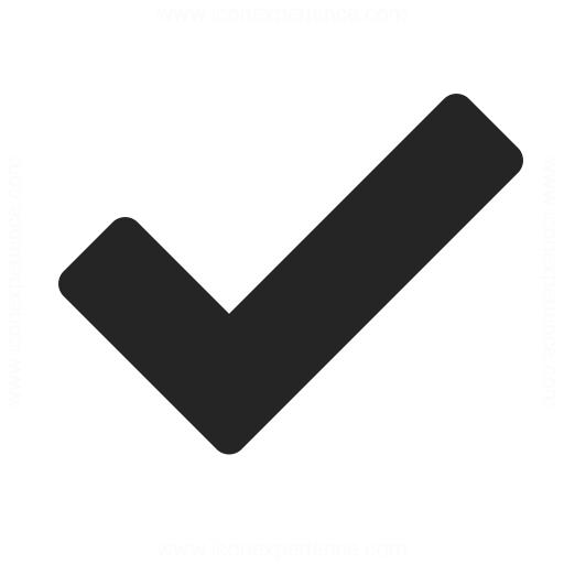 Navigate Check Icon Iconexperience