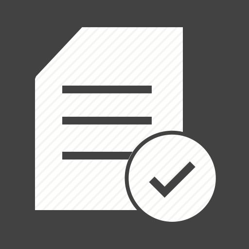 Business, Check, Checklist, Clipboard, Document, Survey, Tick Icon