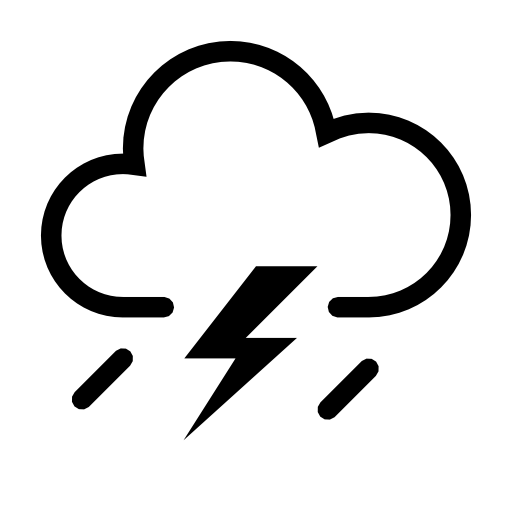 Bad Weather Icon