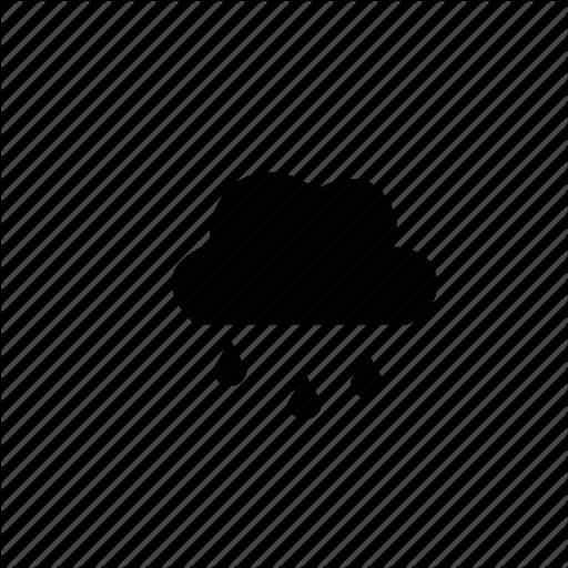 Bad Weather, Cloudy, Rain, Rainy, Weather Icon