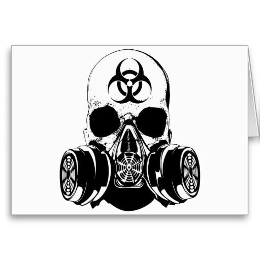 Biohazard Skull Stuff I Love Biohazard Tattoo, Gas